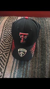 Texas Tech baseball hat San Antonio, 78228