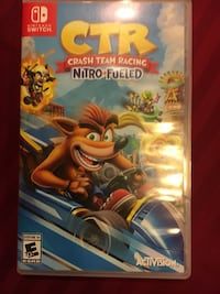 Crash team racing Nintendo Switch Chicago, 60647