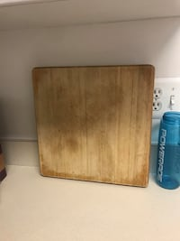 Thick wooden cutting board Springfield, 22150