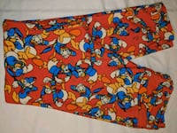 Lularoe Disney Collection- Donald Duck Leggings  Bakersfield, 93306