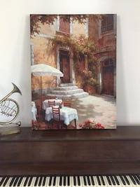 Large Painting canvas art Leesburg