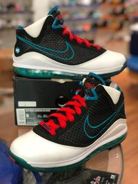Red Carpet Lebron 7s size 9 Silver Spring, 20902