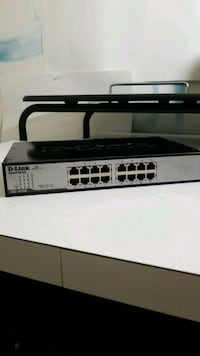 D-Link Gigabit 16 Port Switch with power cord Ashburn, 20147