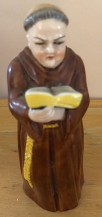 Royal Worcester Monk / Priest