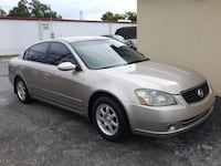 2006 Nissan Altima 4dr Sdn I4 Auto 2.5 S Ft Myers