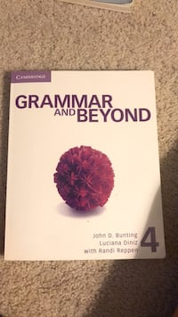 grammar  and  beyond  book Montgomery Village, 20886
