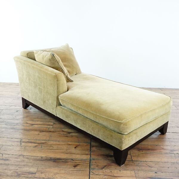 Pottery Barn Upholstered Chaise Lounge (1025112)