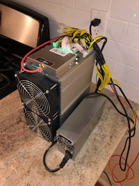 Antminer Z9 & Power Supply Yonkers
