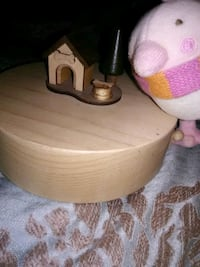 Music box + toy