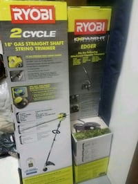 Ryobi weed water and edger Akron, 44312