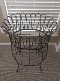 Large Wrought Iron Plant Stand Ashburn, 20148