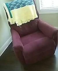 Lazy Boy Recliner Burgundy