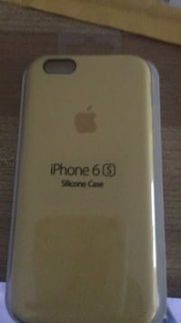 iPhone 6s silicone case from apple Waterloo, N2L 5N4