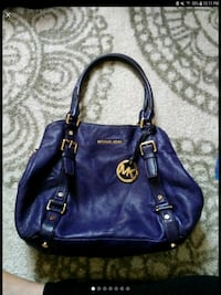 blue Michael Kors leather 2-way handbag Brownsville, 78521