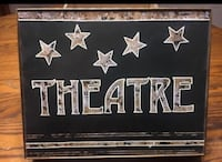 Theatre Wall Sign