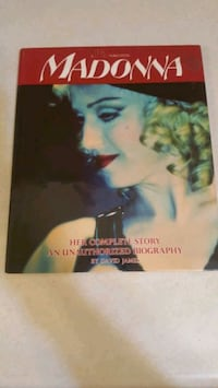 Madonna book Winnipeg, R3L 0T3