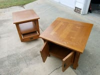 Living room end tables- last chance before they go Garner, 27529