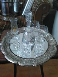 clear drinking glasses Alexandria, 22304