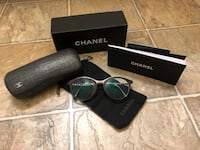 Chanel Brown Glasses Washington