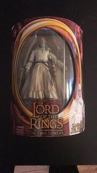 Lord of the Rings The Two Towers Galdalf the White Grand Blanc, 48439