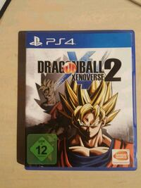 Dragonball Xenoverse 2 PS4 Spielekoffer 6397 km