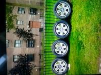 Selling Ford rims and tire  Brooklyn, 11217