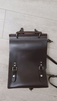 Japanese Style Hand Made Real Leather Backpack Richmond, V6Y 4E3