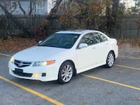 2008 Acura TSX 5AT w/Navigation System Methuen