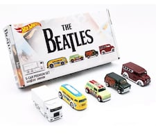 The Beatles Limited Edition Boxed Hot Wheels Collection