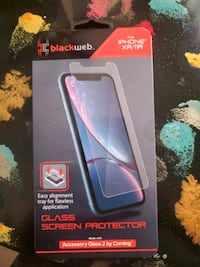 Screen protector iPhone 11