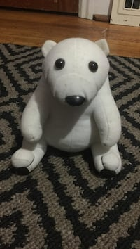 polar bear plush toy Peterborough, K9J