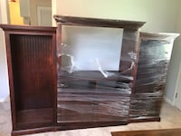 Mahogany 3 piece- make offer! Need GONE