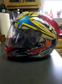 Shoei W1 Motorcyle Helmet Northport, 35476