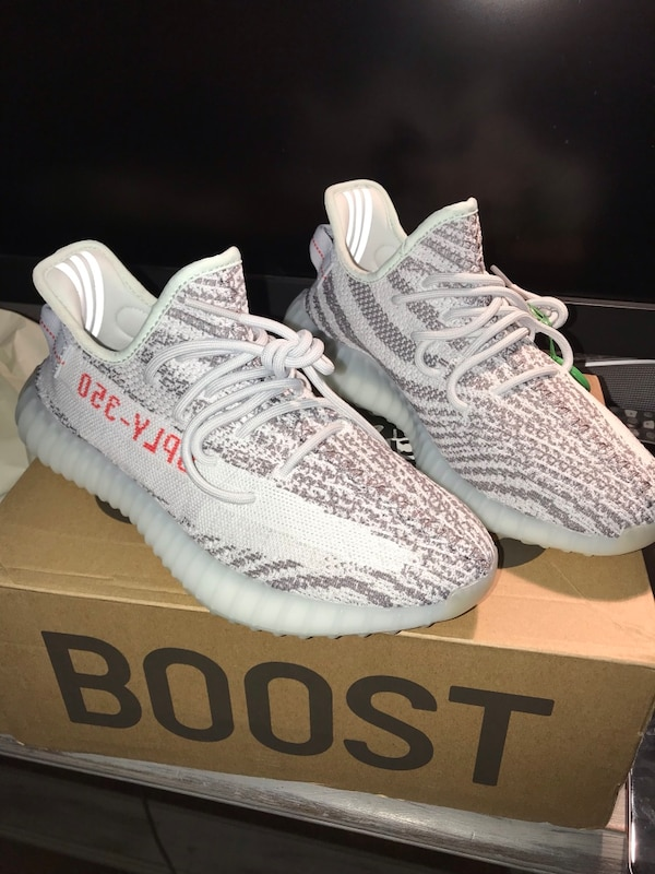 bfda7500a Used Blue tint yeezy boost 350 for sale in San Jose - letgo