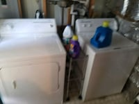 Washer and Dryer(BOTH)