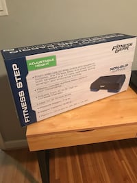 Fitness Step - Never Opened!