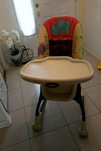 BABY Fischer Prive High Chair for sale!!! Mississauga, L4W 3S8