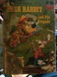 Walt Disney Brer bear and from the motion picture  Ridgeland, 39158