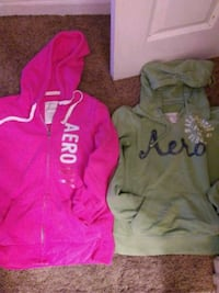 toddler's pink and white hoodie jackets San Diego, 92102