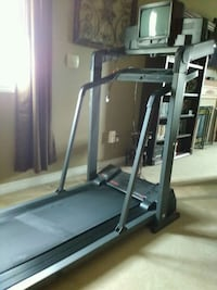 black and gray Treadmill  Barrie, L4N 9A9