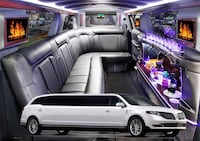 Limo night out 299 Mississauga, L5B 3Y4