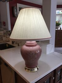 Pair of lamps very good congition Fairfax, 22030