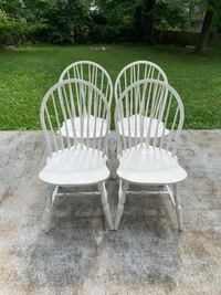 White Dining Chairs Laurel, 20723