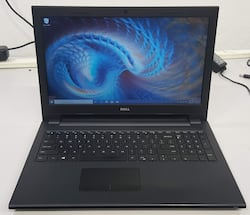 Dell  [TL_HIDDEN] U Windows 10 Laptop 120GB SSD 8GB RAM