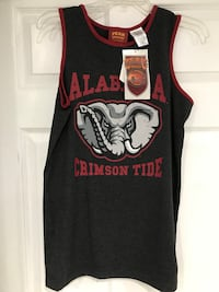 Alabama Crimson Tide tank top 527 mi