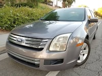 CLEAN TITLE! 2006 FORD FUSION SE! ONLY 124k LOW MILES! SMOG DONE! San Bernardino