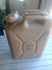 Water/fuel can
