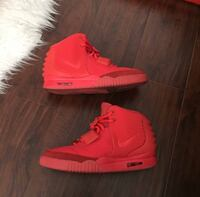 """Air Yeezy SP 2 """"Red October"""" Fort Erie, L2A"""