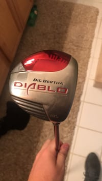 Big Bertha Diablo 5 Wood  Arlington, 22207