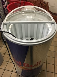 Red Bull electric frig. Oyster Bay, 11714